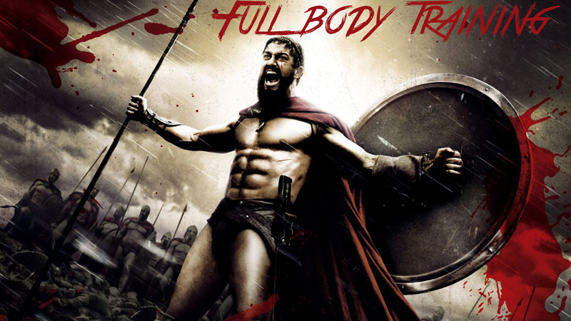 full body programme
