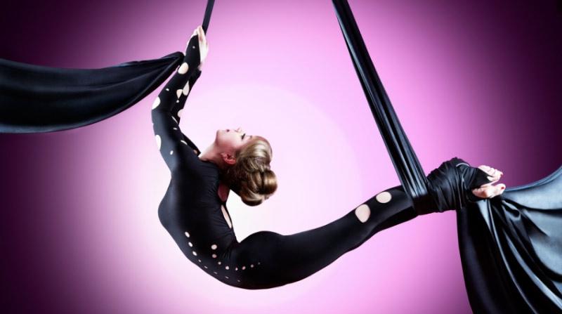 tissu cirque