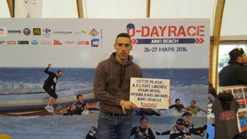 dday race