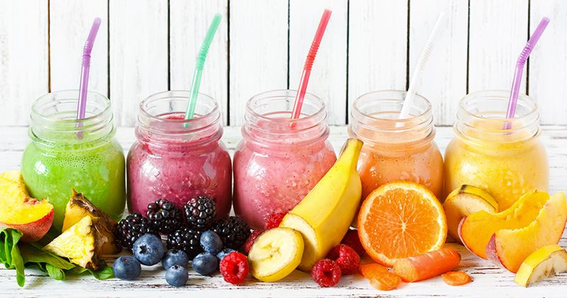 recette smoothie proteiné