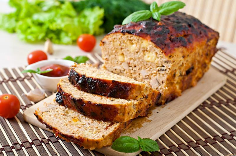 recette de pain de viande