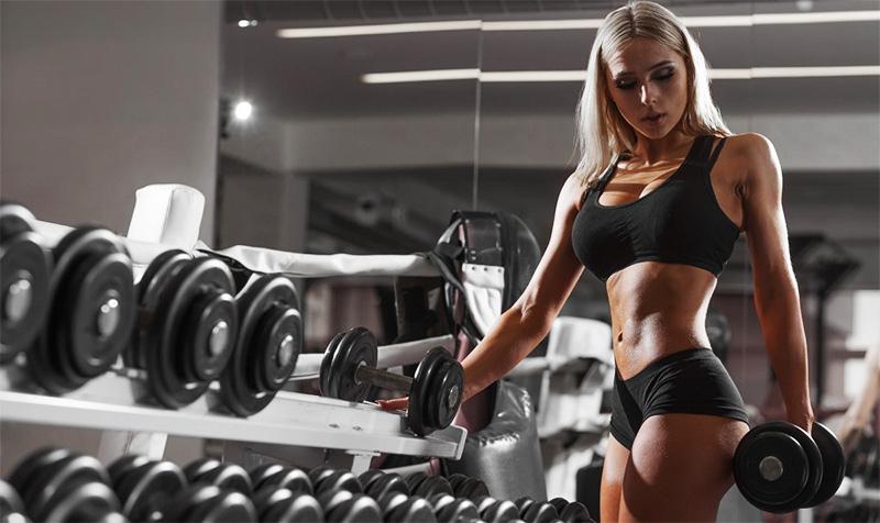 haltere musculation maison