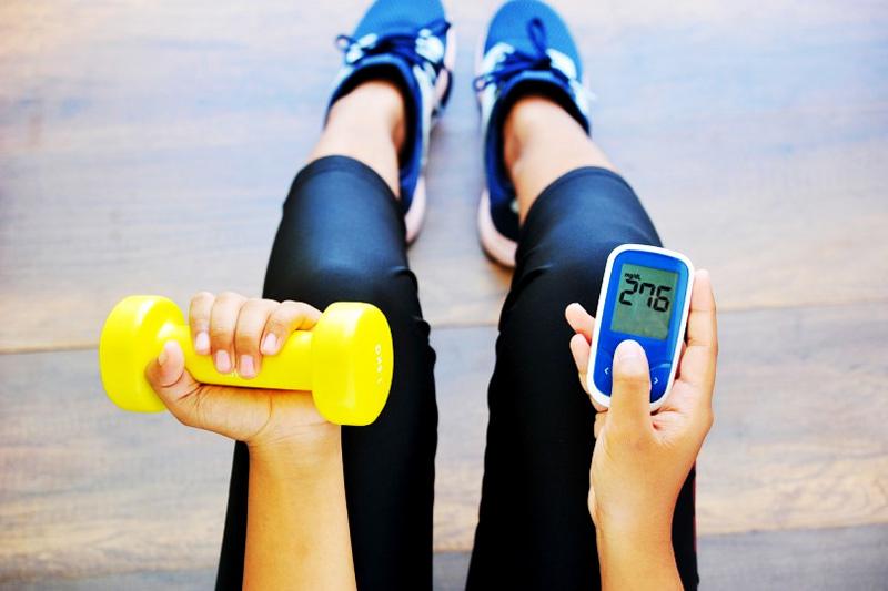 diabète sport