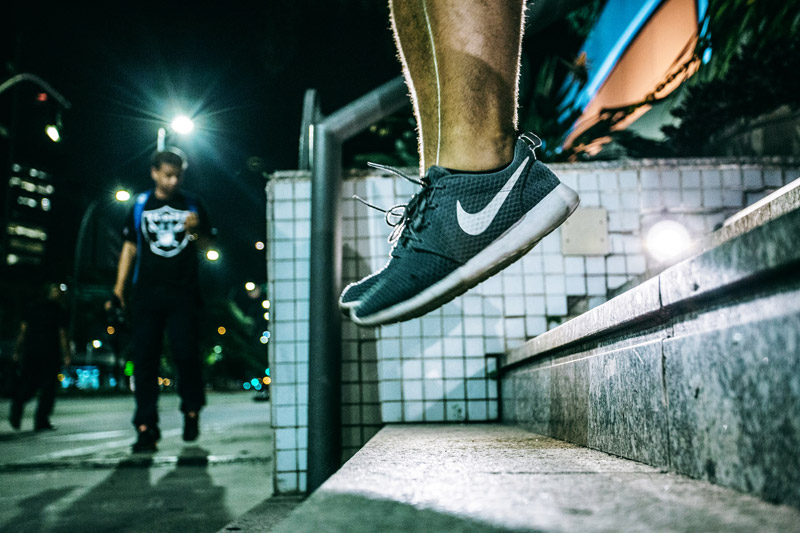 chaussure de sport nike running
