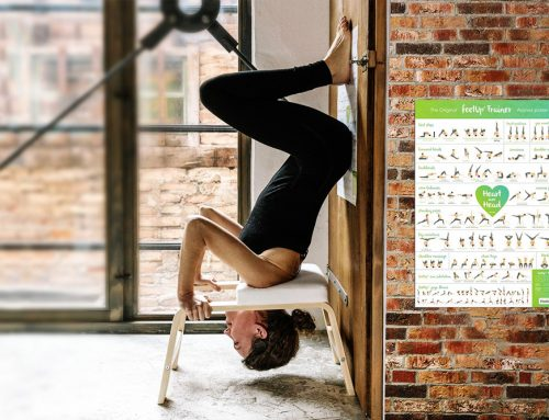 [Test] Feet Up : «switch perspective» ! L'outil ultime pour ses postures d'inversions ?