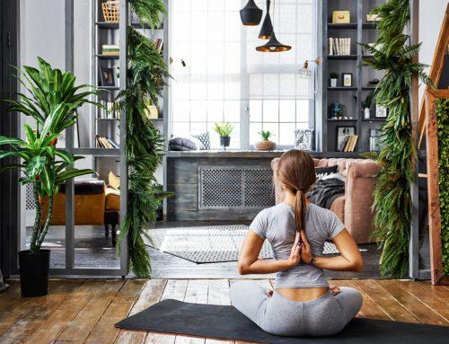 Comment créer sa parfaite salle de Yoga à la maison ?