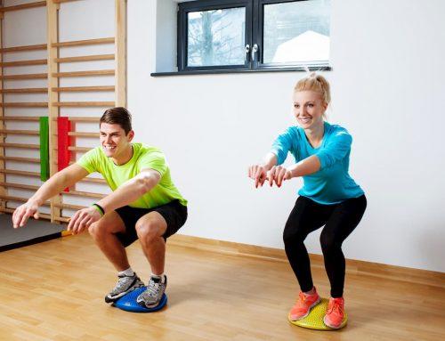 Exercices de proprioception pour limiter les blessures