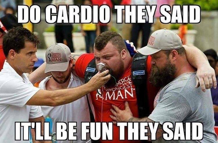 cardio et muscu