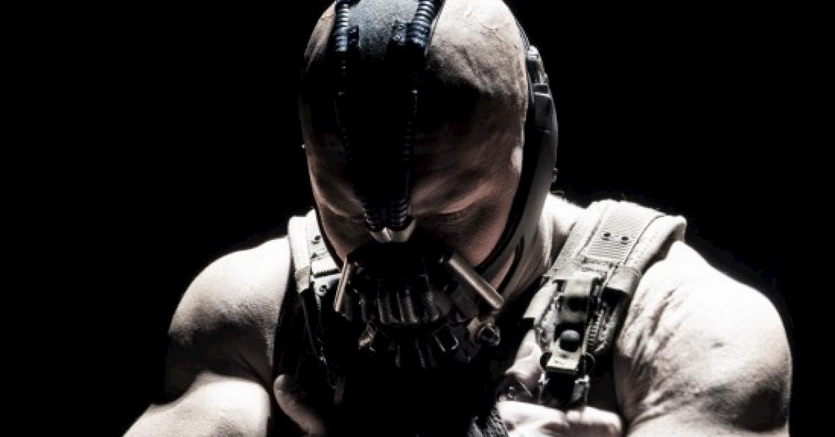 masque entrainement batman