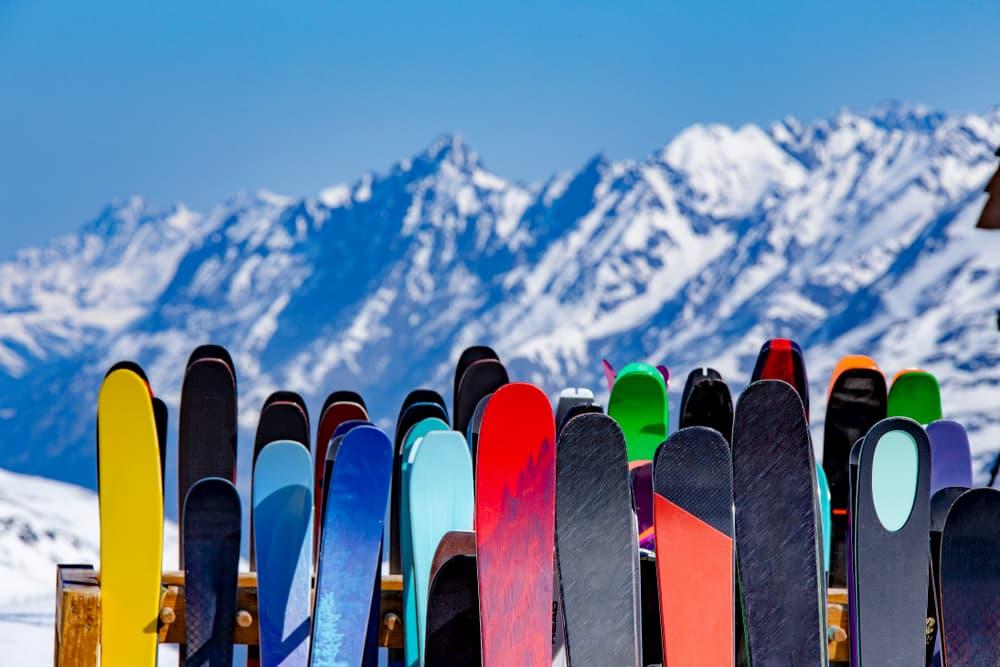 acheter une paire de ski